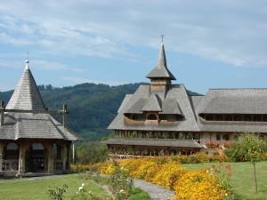 Manastirea Barsana - cea mai frumoasa manastire din lemn