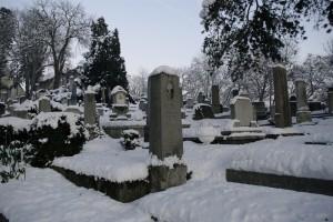 Sighisoara - Cimitirul din deal
