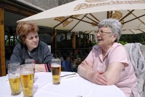 La o bere rece in Praga