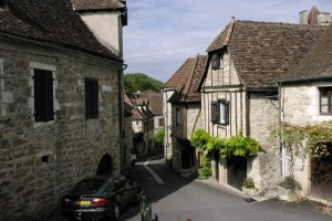 Un sat traditional din Dordogne
