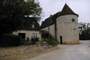 Rocamadour, Hotel Les Vieilles Tours - unde am stat noi