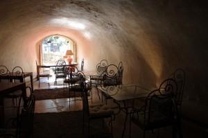 Lourmarin - Salonul pentru mic-dejun