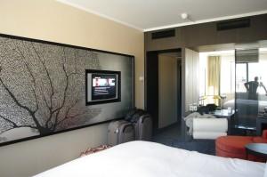 Marsilia - camera noastra de hotel