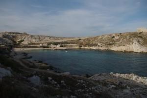 Marsilia - Plaje pustii toamna