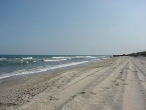 Liniste pe plaja