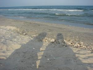 Eu si El privind marea