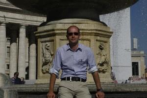 Ionut in primavara asta la Vatican