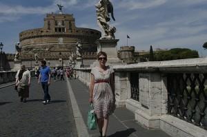Eu la Roma