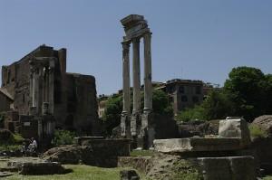 Ramasite din Templul lui Vespasian
