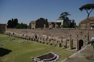 Stadionul de pe Colina Palatina