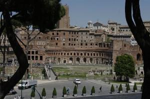 Pietele lui Traian - predecesoarele mall-urilor de azi