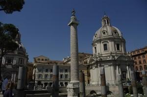 Columna lui Traian - marturie a istoriei noastre si a istoriei lor