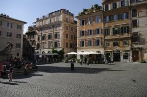 Piata din Trastevere