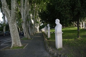 Monumente ale luptatorilor lui Garibaldi