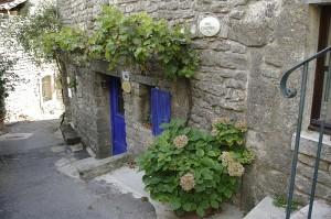 Saignon - Un sat tipic provensal