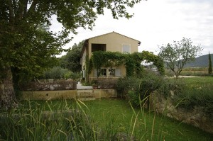 Casa in care stam langa Lourmarin