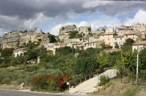 Saignon - Micutul sat din poveste