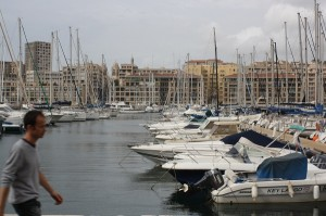 Vieux Port - portul turistic