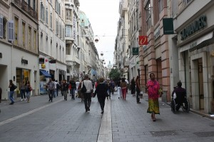 Strazile aglomerate ale Marsiliei