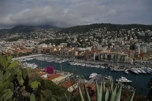 Micutul port din Nisa