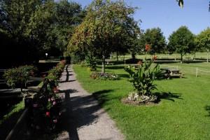 Parculetul satului Beuvron-en-Auge