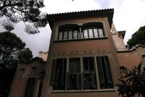 Casa in care Gaudi a locuit 20 de ani