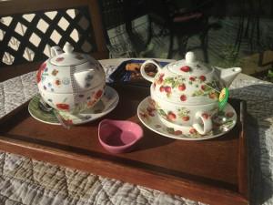 Ceainicul lui si ceainicul meu...