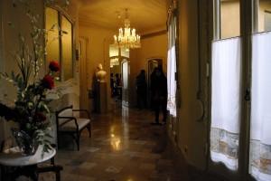 Interiorul apartamentului