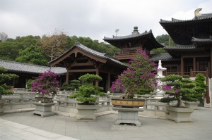 Manastirea de calugarite Chi Lin