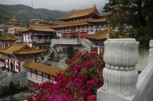 Manastirea taoista Ching Chun Koon