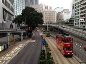 Tramvaiele supraetajate - un simbol al orasului