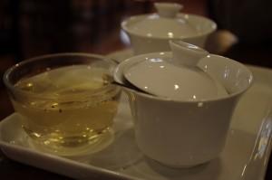 ...si minunatul ceai de iasomie