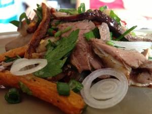 Amestecul de arome ale acestei salate este foarte reusit