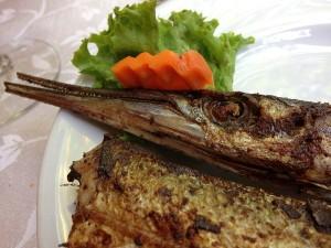 Zarganul apare destul de rar in meniul restaurantelor