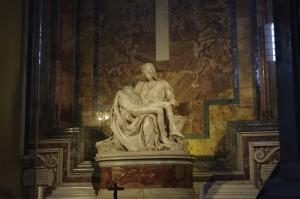 Pieta lui Michelangelo
