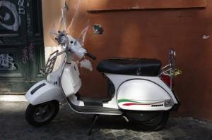 Vespa, simbolul Italiei