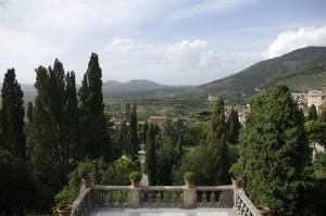 Vila d'Este din Tivoli