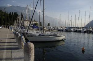 Unul dintre numeroasele porturi turistice
