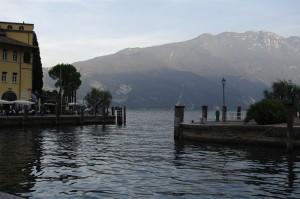Acum Lacul Garda, o frumusete