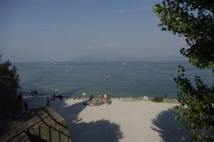 Plaja din Sirmeone