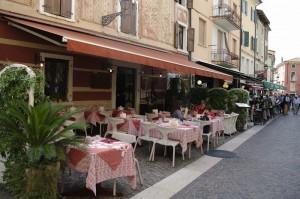 Bardolino, locul unde se fabrica vinul cu acelasi nume