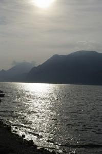 Lacul invaluit in mister