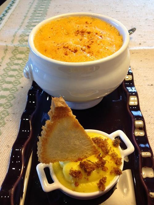 Supa de peste Bouillabaisse...