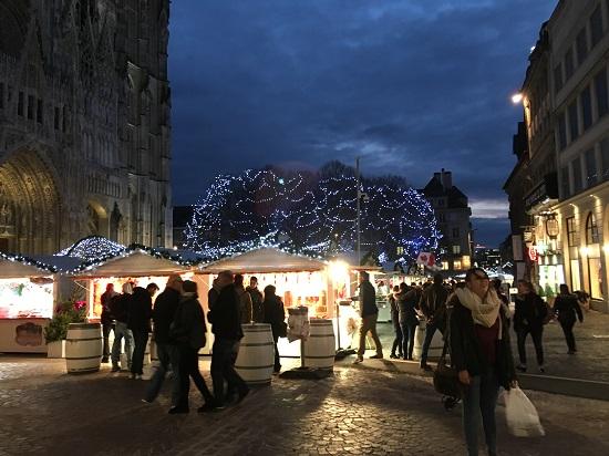 Rouen noaptea
