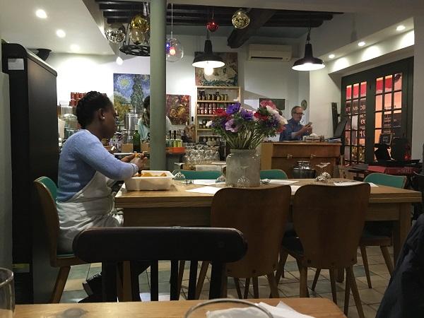 Nisa - Restaurant Oliviera
