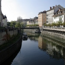 Ljubljana – un oras surprinzator