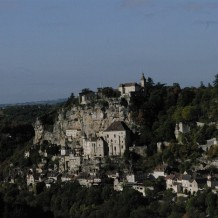 Rocamadour, intre cer si pamant