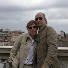 Cu familia prin Roma